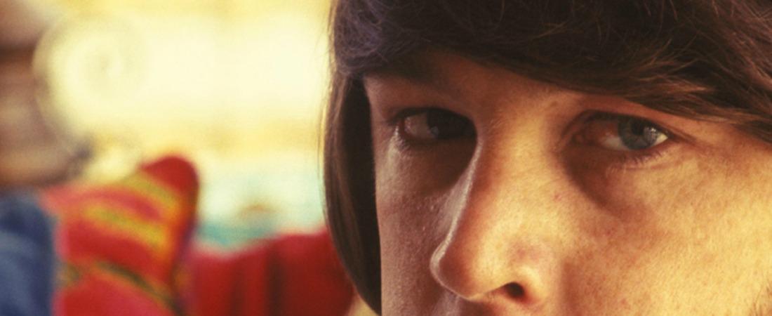 La mirada de Brian Wilson.