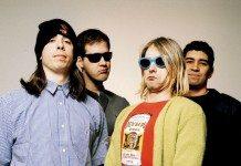 Nirvana con Pat Smear