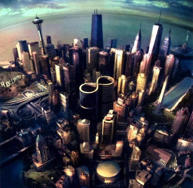 posible portada del nuevo disco de Foo Fighters