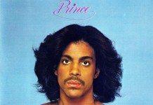Portada del primer álbum de Prince.