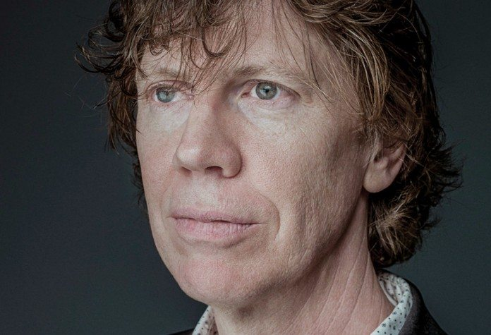 Retrato de Thurston Moore de SOnic Youth