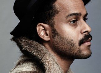 Twin Shadow de perfil