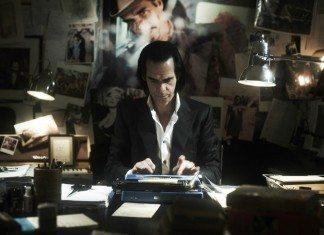 Nick Cave escribiendo a máquina en '20.000 Days on Earth'