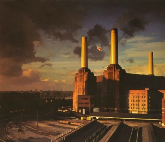 Portada del 'Animals' del Battersea Power Station.