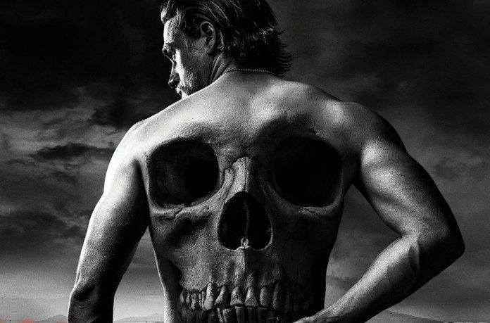 Poster final de 'Sons of Anarchy'