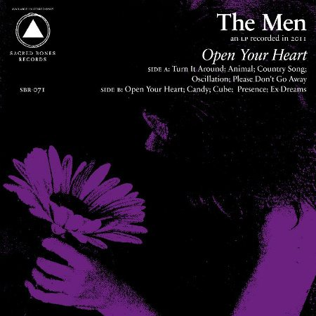 Critica Open Your Heart de The Men | HTM