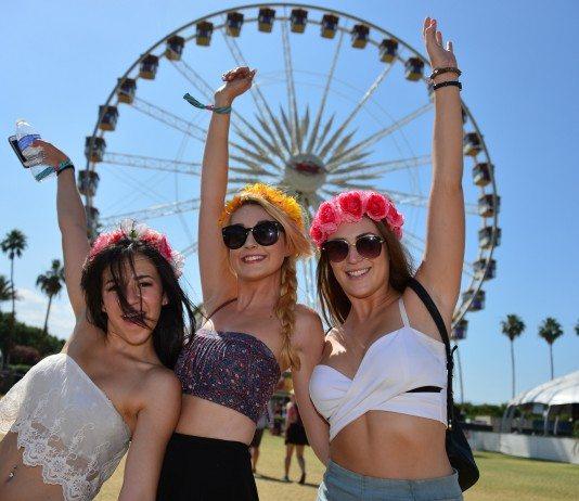 Coachella noria
