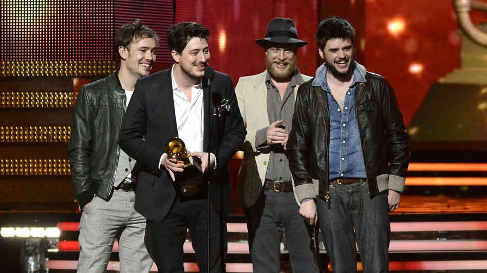 Mumford and Sons y Black Keys, los triunfadores de los Grammy 2013