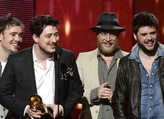 Mumford and Sons y Black Keys, los triunfadores de los Grammy 2013