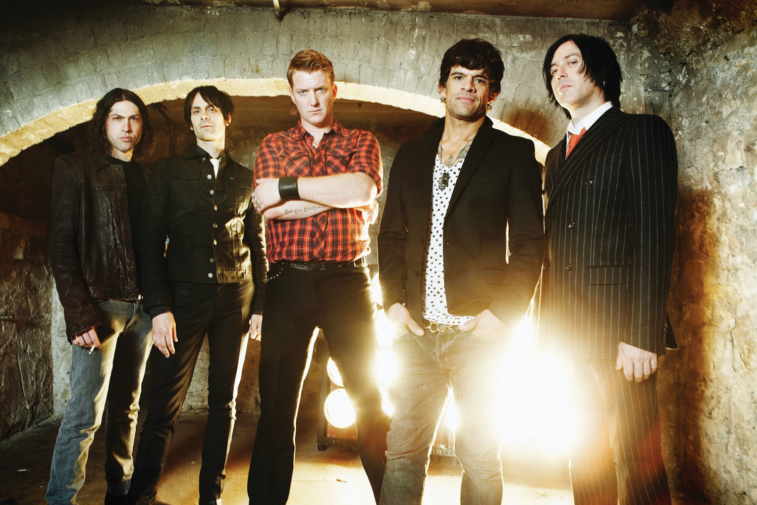 Vuelven Queens of the Stone Age