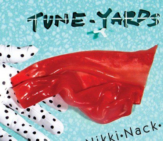 Portada de 'Nikki Nack' de tUnE-yArDs