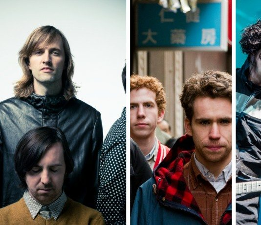 Cut Copy, Parquet Courts y Jack White