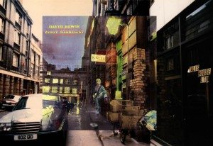 Portada de 'The Rise and Fall of Ziggy Stardust and the Spiders from Mars' de David Bowie