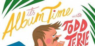 Portada de 'It's Album Time' de Todd Terje