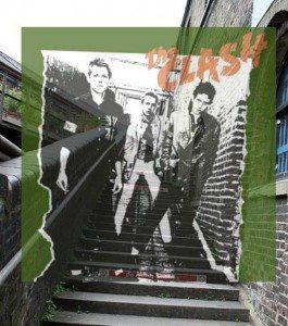 Portada de 'The Clash' de The Clash