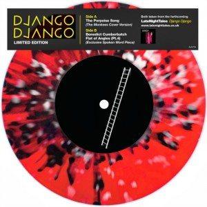 Django Django The Porpoise Song portada
