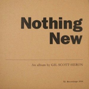 Gil Scott Heron Nothing New Portada