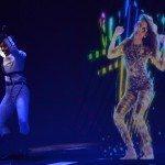 Janelle Monae y M.I.A. en holograma