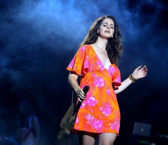Lana del Rey en Coachella 2014