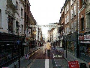 Portada de '(What's the Story) Morning Glory' de Oasis