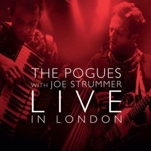 The Pogues With Joe Strummer Live In London portada