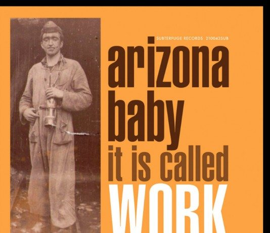 Portada de 'It Is Called Work' de Arizona Baby