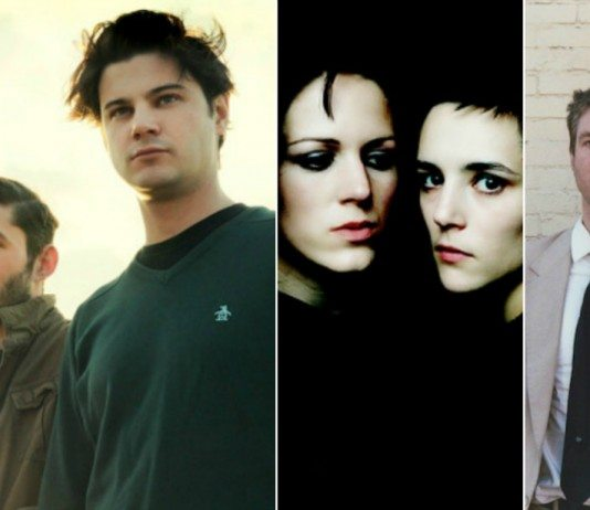 The Antlers, Savages y Hamilton Leithauser