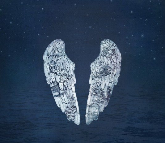 Portada para el 'Ghost Stories' de Coldplay.