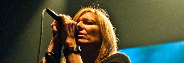 Portishead en directo en 2014