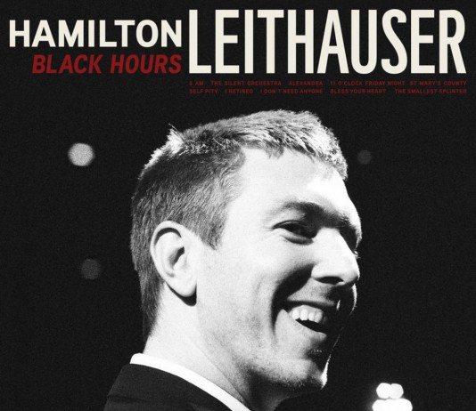 Portada de 'Black Hours' de Hamilton Leithauser