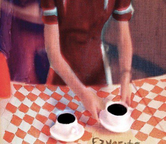 Portada de 'Favorite Waitress' de Felice Brothers.