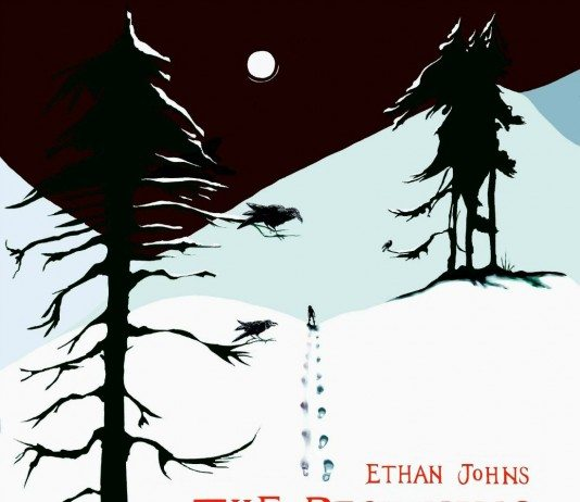 Portada de 'The Reckoning' de Ethan Johns.