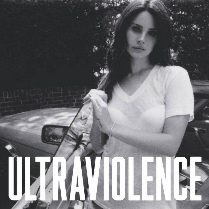 Portada de 'Ultraviolence' de Lana Del Rey.