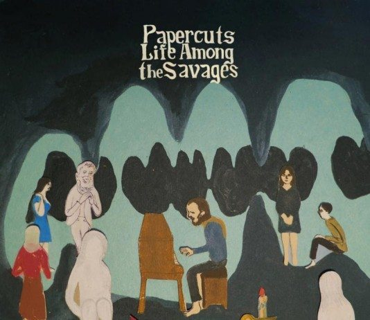 Portada de 'Life Among the Savages' de Papercuts