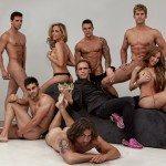 Tronistas de Mujeres Y Hombres Y Viceversa desnudos