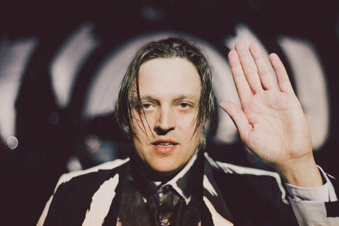 Win Butler de Arcade Fire