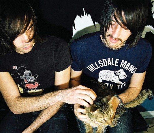 Death From Above 1979 con gato