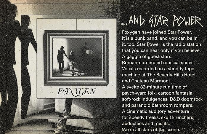 Imagen de promoción de Foxygen