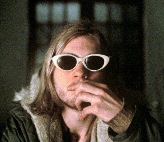 Michael Pitt disfrazado de Kurt Cobain en Last Days.