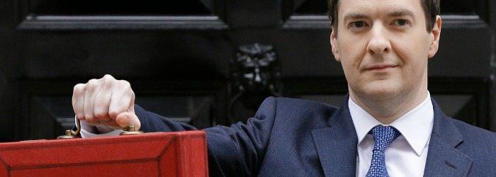 Ministro de Hacienda británico.