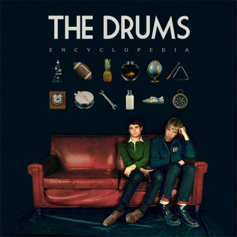 Portada de The Drums para Encyclopedia