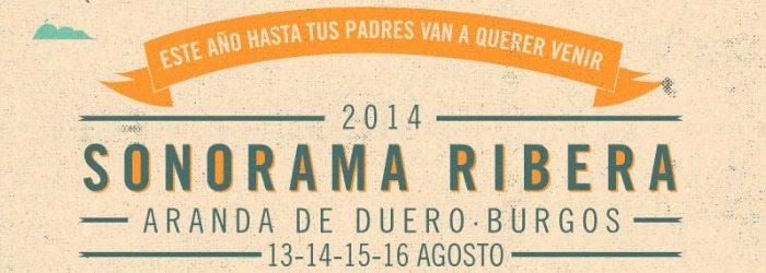 Logotipo del Sonorama 2014