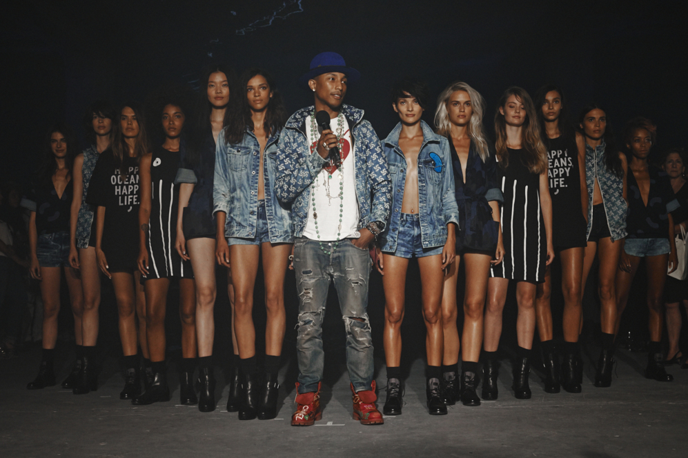 Pharrell Williams para G-Star
