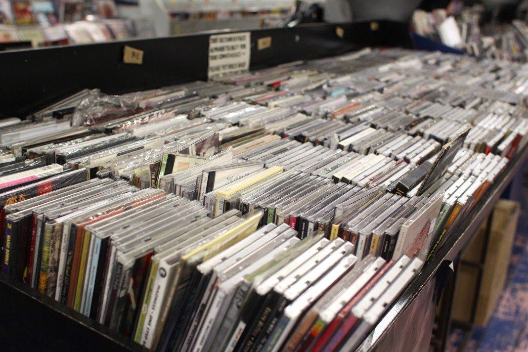 Tienda de CD's